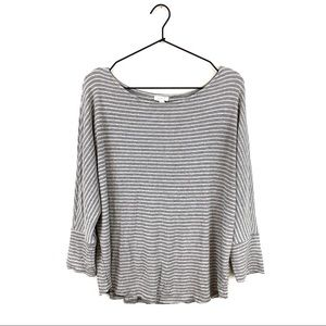 Soft Joie Striped Dolman Top